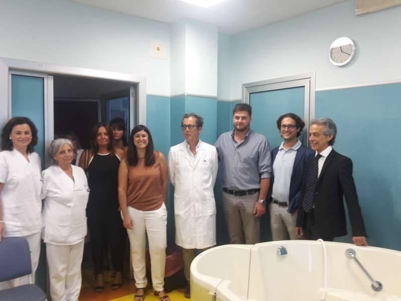 Ospedale di Grosseto: sale parto più confortevoli e moderne con nuove apparecchiature