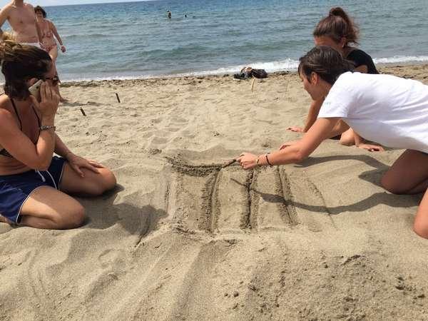 Photo of Le sentinelle delle spiagge maremmane avvistano traccia di tartaruga marina