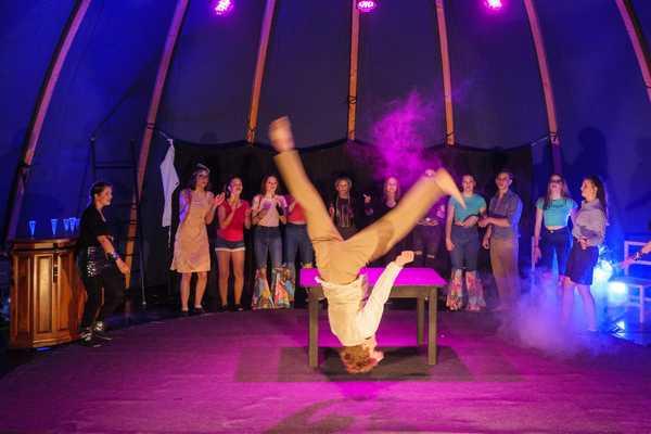 La magia del circo arriva ad Arcidosso e nelle frazioni: prima tappa a Stribugliano