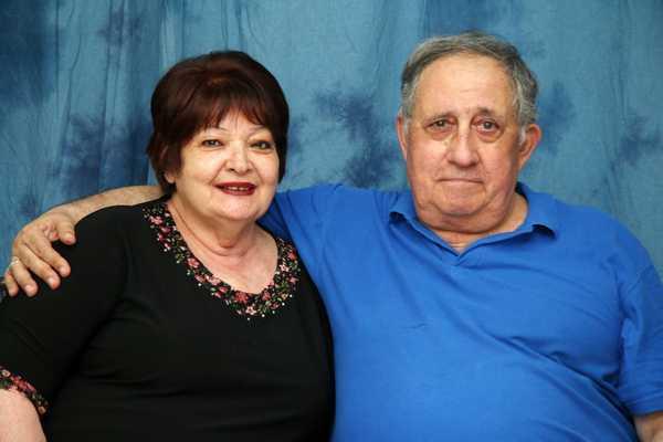 Nozze d'oro per una storica coppia di commercianti grossetani: le congratulazioni di Ascom