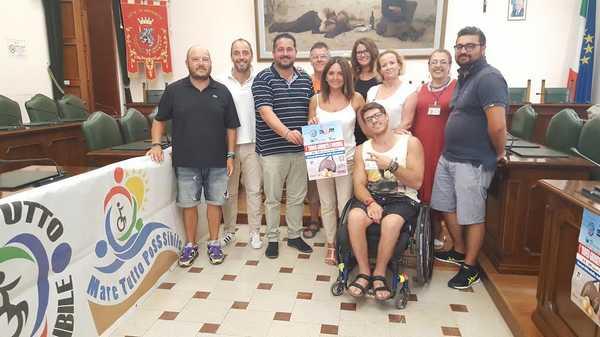 """Nasce il """"Trofeo Grosseto è possibile"""": atleti e ragazzi disabili giocano in coppia per Telethon"""