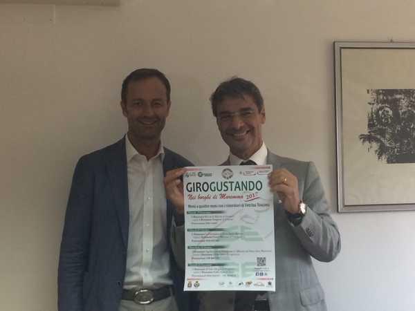 """""""Girogustando"""": il tour nella gastronomia di qualità fa tappa in Maremma. Ecco dove"""