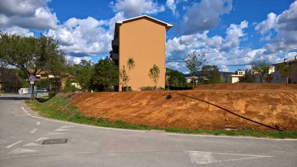 Bagno di gavorrano realizzato un nuovo spazio verde - Bagno di gavorrano ...