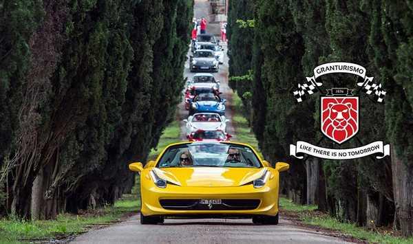 Gran Turismo Tuscany celebra all'Argentario il 70° anniversario della Ferrari