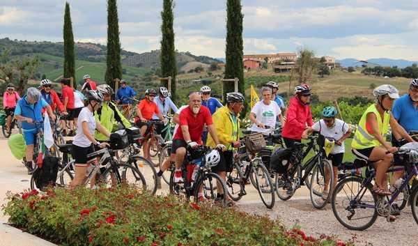 """Presentato il progetto """"Ciclopico"""": patto tra Comuni e associazioni per la promozione del turismo sostenibile"""