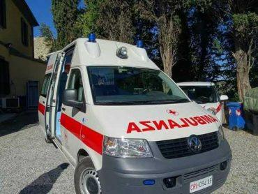 Magliano: una nuova ambulanza per la Croce Rossa