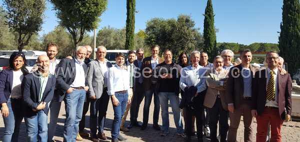 La Lega inaugura la sede provinciale: a Grosseto Susanna Ceccardi e i parlamentari del Carroccio