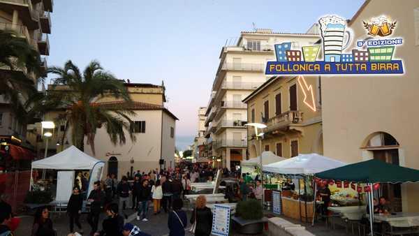 """Photo of """"Follonica a tutta birra"""", il bilancio degli organizzatori: """"Edizione record"""""""