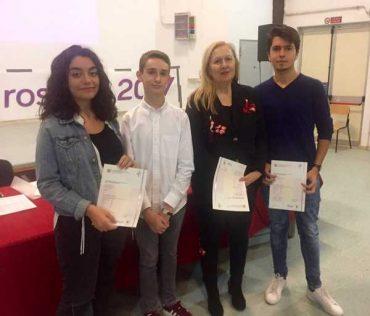Certificazioni di lingua inglese: 200 studenti del Fossombroni ricevono l'attestato