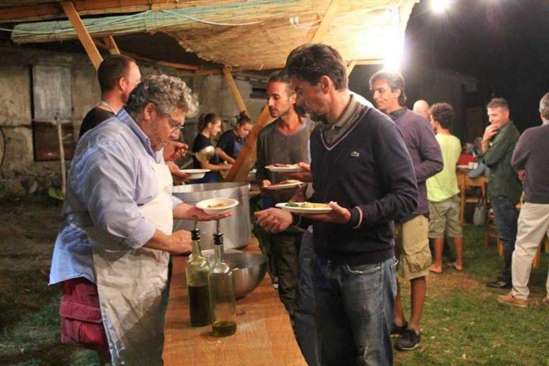 Incontrarsi a cena e ragionare sulla Maremma possibile: appuntamento a La Scapigliata