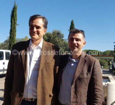 """""""Amore segreto"""": il libro di Manuel Vescovi presentato a Grosseto"""