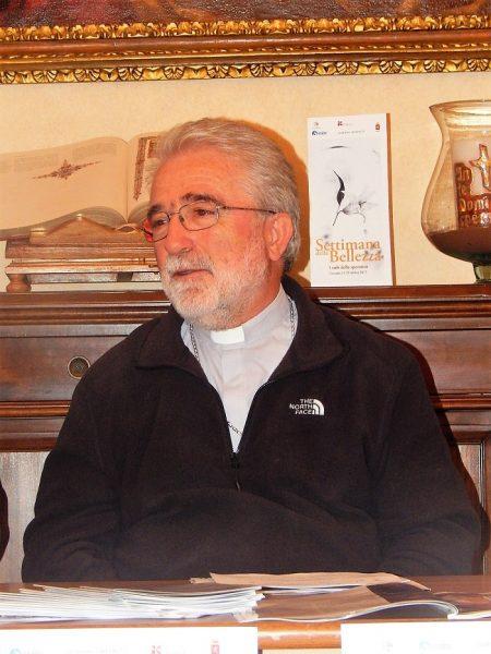 """""""Cerco il tuo Volto bambino"""": il messaggio di Natale del vescovo Rodolfo"""