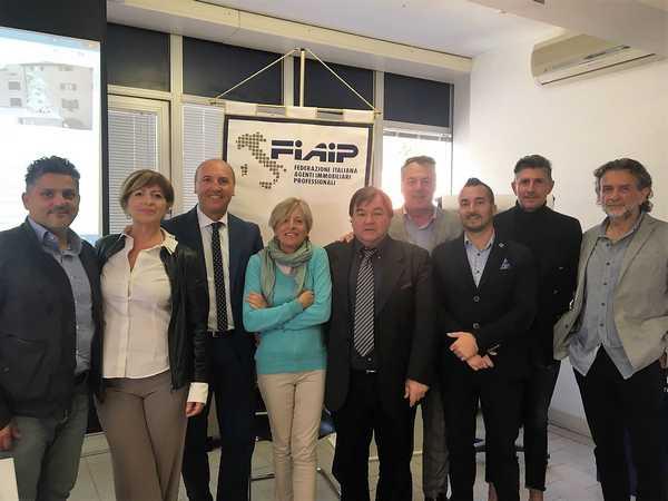 Luca Vitale confermato alla presidenza della Fiaip. Ecco il nuovo consiglio provinciale