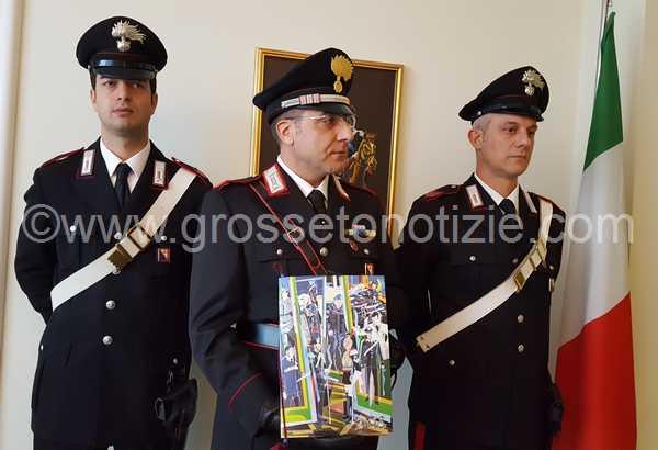 Calendario Carabinieri.Presentato Il Calendario 2018 Dell Arma Dei Carabinieri