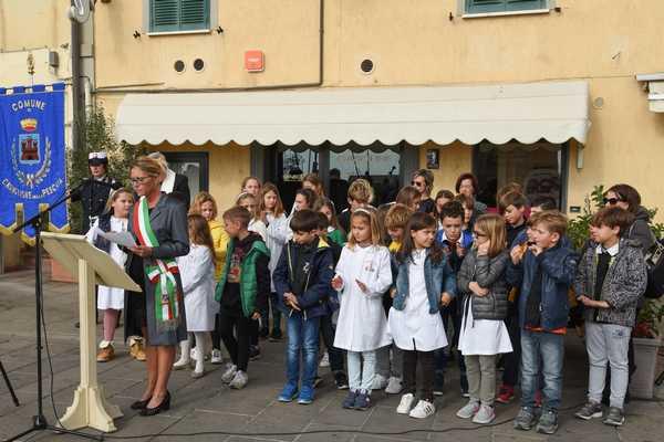 Castiglione celebra l'Unità d'Italia: cerimonia insieme agli studenti
