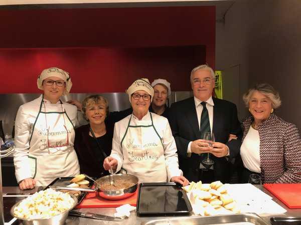 Settimana della cucina italiana nel mondo: le eccellenze di Capalbio protagoniste in Germania
