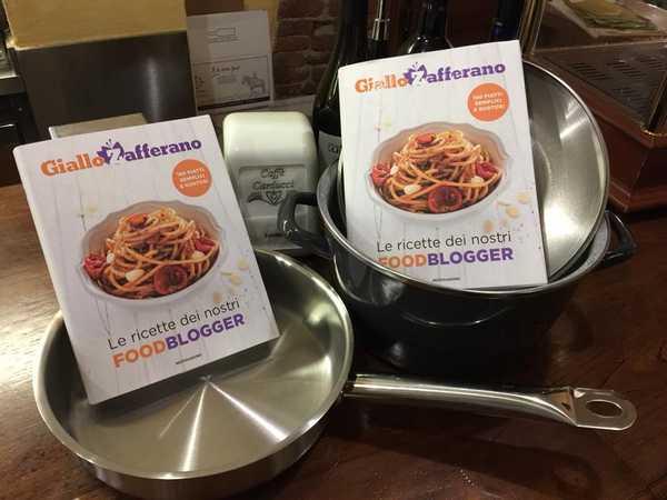 """""""Giallo Zafferano"""": il nuovo libro di ricette dei food blogger presentato a Grosseto"""