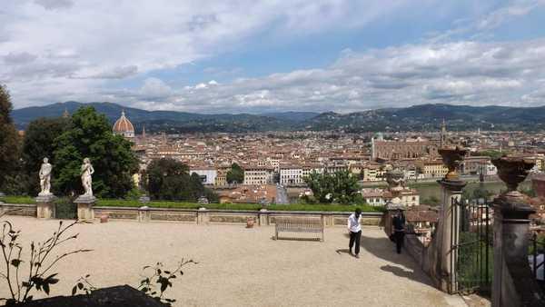 Giardino Bardini: ingresso gratuito al parco di Firenze per i residenti in provincia di Grosseto