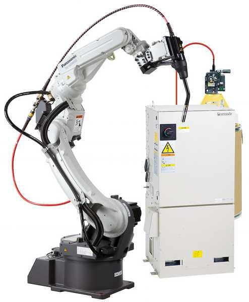 Certema: i robot saldatrice di ultima generazione in esposizione al polo tecnologico
