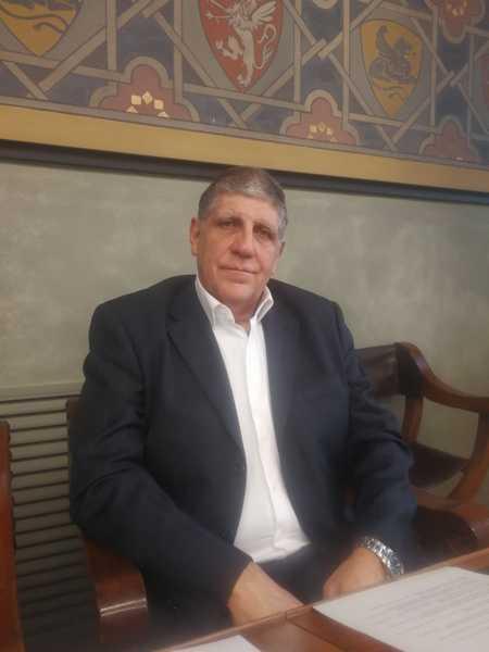 Consiglio provinciale: Umberto Amato entra al posto di Claudio Pacella
