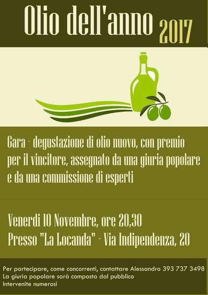 Photo of L'olio dell'anno, venerdì la premiazione a Roccastrada