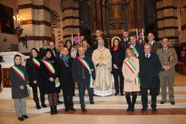 La Prefettura celebra il patrono Sant'Ambrogio: messa in Cattedrale