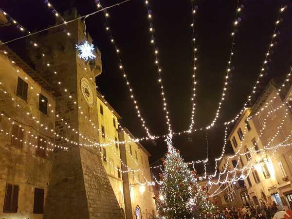 Al via gli eventi di Natale a Santa Fiora