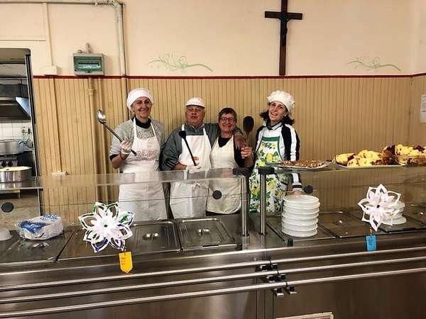 La Caritas a pieno ritmo per le feste: sarà aperta anche a Natale e Capodanno