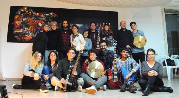 """Photo of """"Suoni dallo Spazio 2"""": ecco il nuovo disco degli allievi di Spazio Arte"""