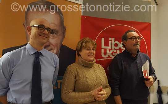 Verso le Politiche: Liberi e Uguali conclude la campagna elettorale a Bagno di Gavorrano
