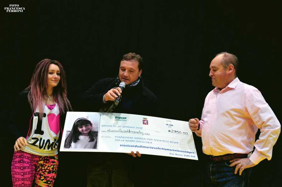"""Photo of """"L'amore vince sempre"""": sport e solidarietà in ricordo di Maria Sole Marras. Raccolti oltre 2mila euro"""