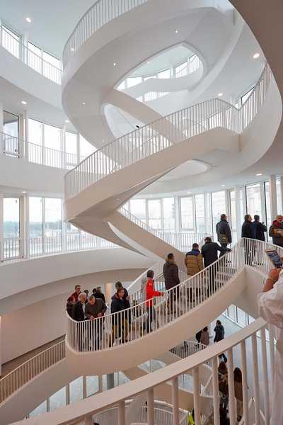 Photo of Efficienza in sanità: il progetto della nuova ala dell'ospedale riceve un riconoscimento