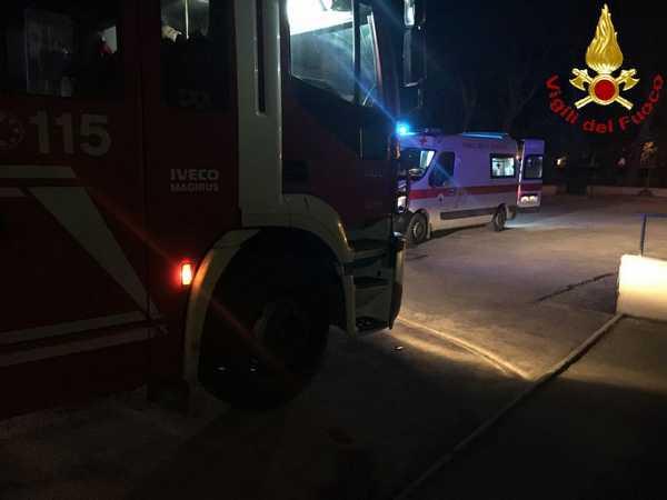 Photo of Anziano cade in casa: soccorso da Vigili del Fuoco e Croce Rossa
