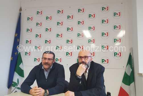 """Erosione, il Pd: """"Manca decreto del Premier, Lolini smetta con le polemiche e si impegni"""""""