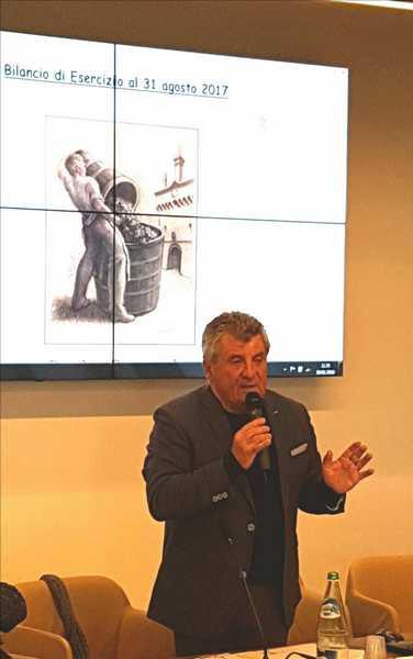 Assemblea della cooperativa del Morellino di Scansano: Benedetto Grechi confermato presidente