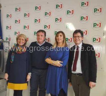 Verso le Politiche: i candidati del Pd a Manciano per parlare di agricoltura e turismo