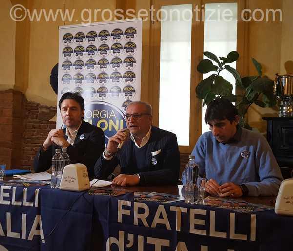 """Photo of Uso della plastica, Fratelli d'Italia: """"Da De Martis solo demagogia, il Pd aveva cancellato l'assessorato all'ambiente"""""""