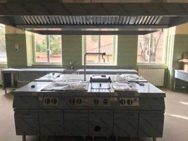 Nuove cucine per l'Alberghiero: mercoledì 28 febbraio l'inaugurazione