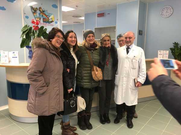Nuovi arredi per il reparto di oncologia dell 39 ospedale for Nuovi arredi