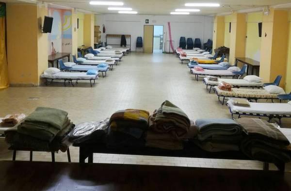 Emergenza freddo: aperto il dormitorio per i senza dimora nella parrocchia di San Giuseppe