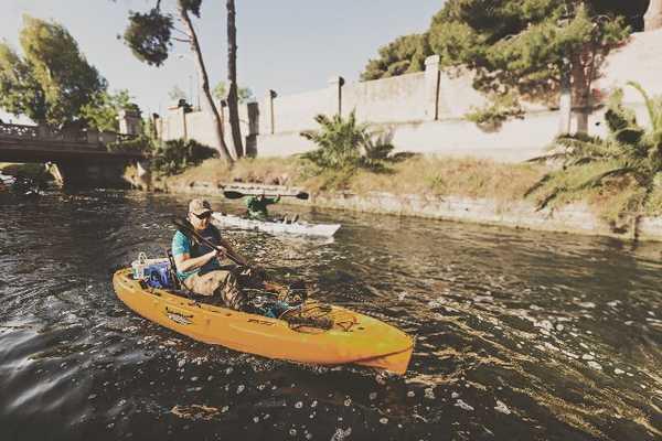 Branzino The Challenge 2018: torna la sfida di pesca da kayak in laguna
