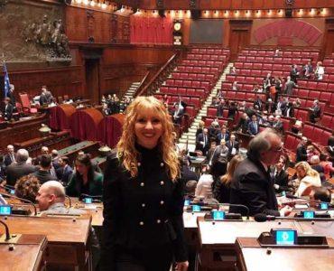 """Camera, prima seduta per Elisabetta Ripani: """"Pronta a tutelare Grosseto e la Maremma"""""""