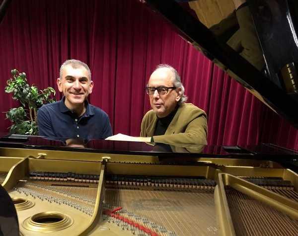 Concerto a quattro mani all'istituto musicale: protagonisti i docenti della scuola
