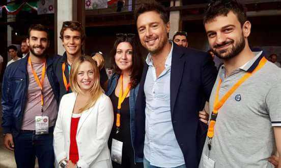 """Photo of Politiche, Gioventù Nazionale: """"Triplicati i voti di Fratelli d'Italia, premiato il nostro impegno"""""""