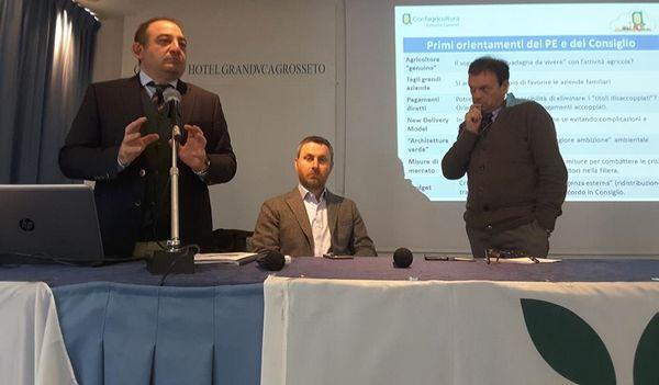 """Confagricoltura, Lenucci: """"Abbiamo migliorato la Pac fino al 2020"""""""