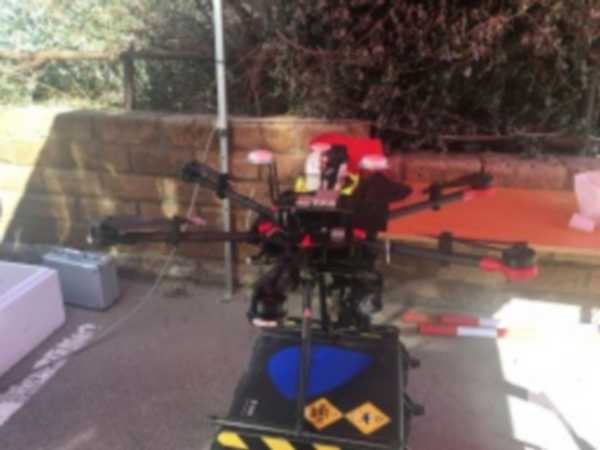 Photo of Trasporto di medicinali e ricerca dispersi: volo di prova per i droni della Asl