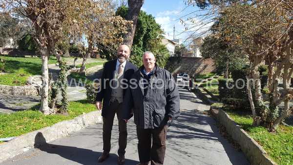 """Photo of Il centro storico diventa ancora più pedonale: """"Più spazio per i tavoli dei locali"""""""