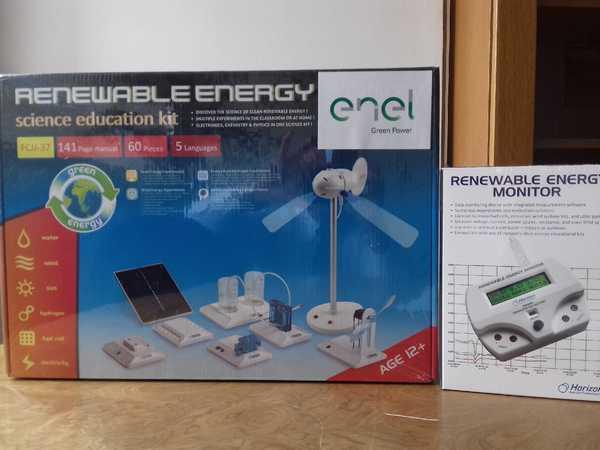 Geotermia: Enel consegna alle scuole kit didattici sulle energie rinnovabili