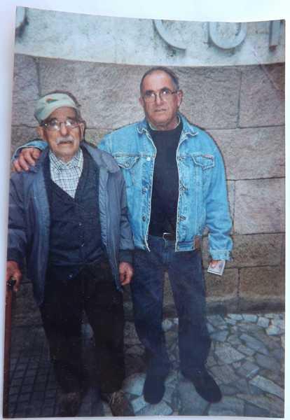 Alfredo Simoni compie 100 anni: festa a Zona Nuova per l'operaio della fattoria Numero Uno
