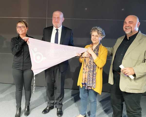 La Bandiera Lilla sventola su Castiglione: il Comune premiato per il turismo accessibile